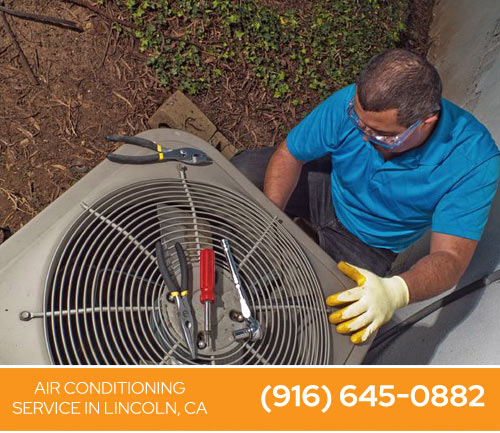 air conditioning lincoln ca