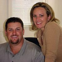 Shawn and Dana White